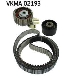 Timing Belt Set with OEM Number 56 36 745