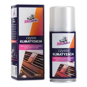 BRUMM препарат за почистване / дезифенктант за климатизатора BRCK015