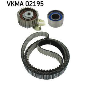 Timing Belt Set with OEM Number 5 636 745