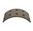 OEM Brake Lining Kit, drum brake 17409 00 101 10 from LUMAG