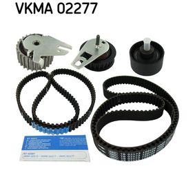 Zahnriemensatz mit OEM-Nummer 55221254