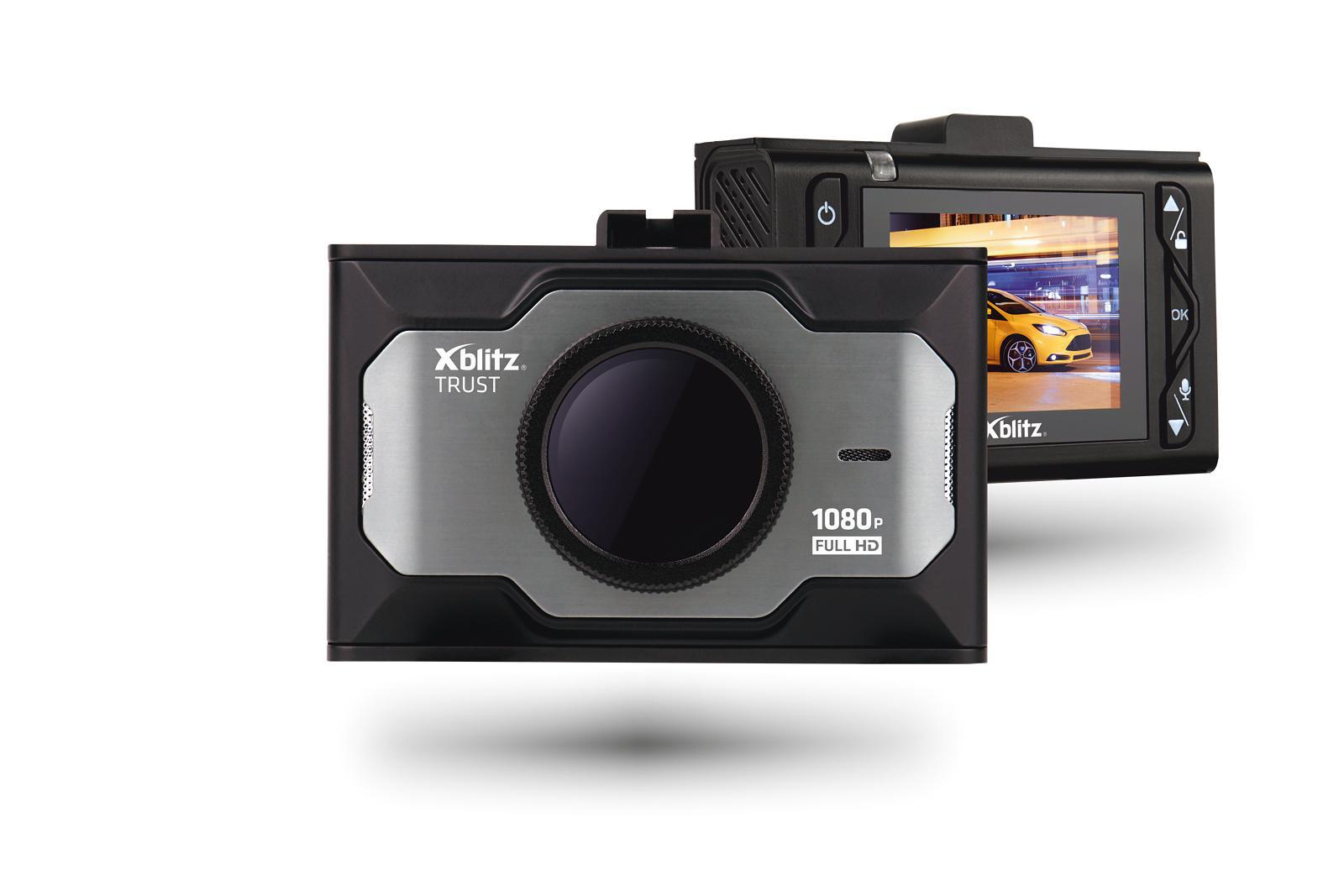 Dashcams TRUST XBLITZ TRUST van originele kwaliteit
