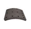 Brake Lining Kit, drum brake 19939 10 101 10 OEM part number 199391010110