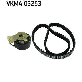 Zahnriemensatz mit OEM-Nummer 0816 F0