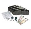 Brake Pad Set, disc brake K115441K50 OEM part number K115441K50