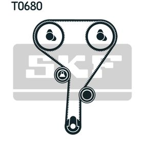 Zahnriemensatz mit OEM-Nummer 978M 6268 A1A