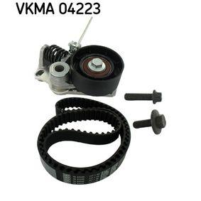 Zahnriemensatz mit OEM-Nummer 1E05-12-205