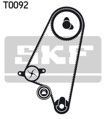 Zahnriemen & Zahnriemensatz SKF VKMA 05121 Bewertung
