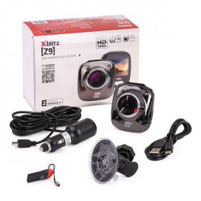 XBLITZ Kamera na desce rozdzielczej samochodu Z9