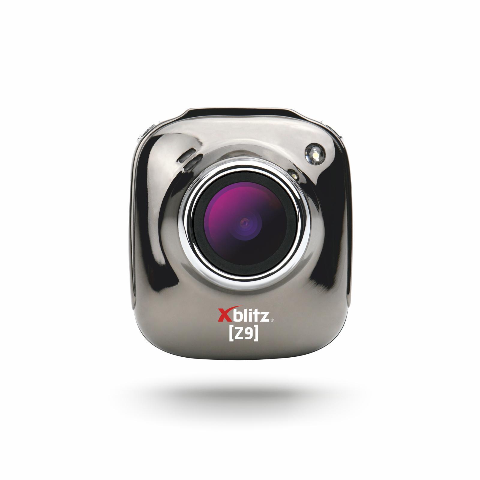 Caméra de bord XBLITZ Z9 évaluation