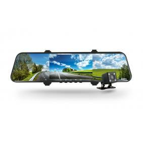 Dashcams Aantal camera's: 2, Invalshoek: 170°, 120° ParkViewUltra