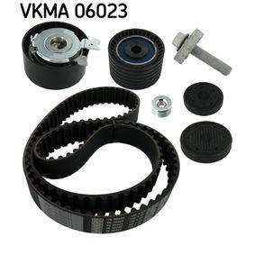 Timing Belt Set with OEM Number 8200367922