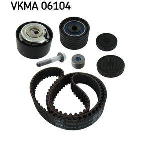 Zahnriemensatz mit OEM-Nummer 7700 107 150