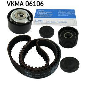 Zahnriemensatz mit OEM-Nummer 77002-74026
