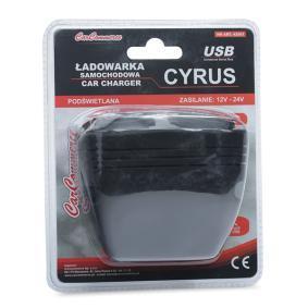 Cablu de încărcare, brichetă Culoare: negru 42561