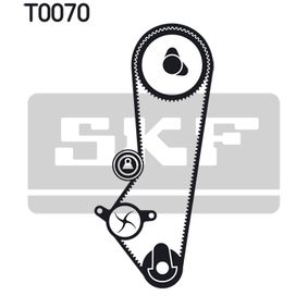 Zahnriemensatz mit OEM-Nummer LHP10014