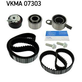 Комплект ангренажен ремък с ОЕМ-номер MVF100040
