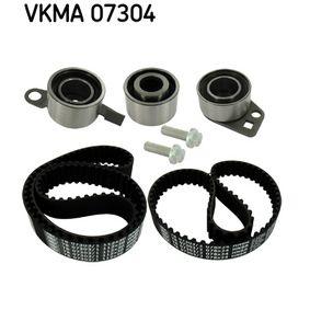 Комплект ангренажен ремък VKMA 07304 25 Хечбек (RF) 2.0 iDT Г.П. 2001