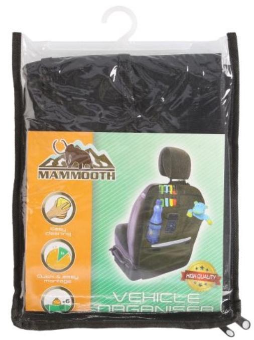 Сar seat organiser MAMMOOTH 202570 expert knowledge