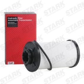 Hydraulikfilter, Automatikgetriebe Doppelkupplungsgetriebe, Getriebeautomatik 6 Gang, Höhe: 106mm, Filtereinsatz mit OEM-Nummer 02E398051