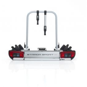 Fahrradhalter, Heckträger min. Fahrrad-Rahmengröße: 20mm, max. Fahrrad-Rahmengröße: 80mm 022684