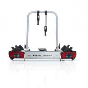 Heckfahrradträger max. Fahrrad-Rahmengröße: 80mm, min. Fahrrad-Rahmengröße: 20mm 022684