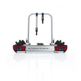 Cykelhållare, bakräcke min. cykel-ramhöjd: 20mm, max. cykelramstorlek: 80mm 022686