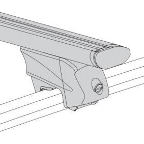 Takräcke / Lasthållare L: 122cm 048522