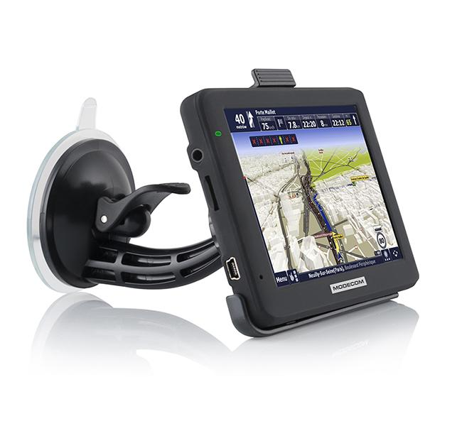 Navigationssystem FREEWAY MX4 HD MODECOM FREEWAY MX4 HD in Original Qualität