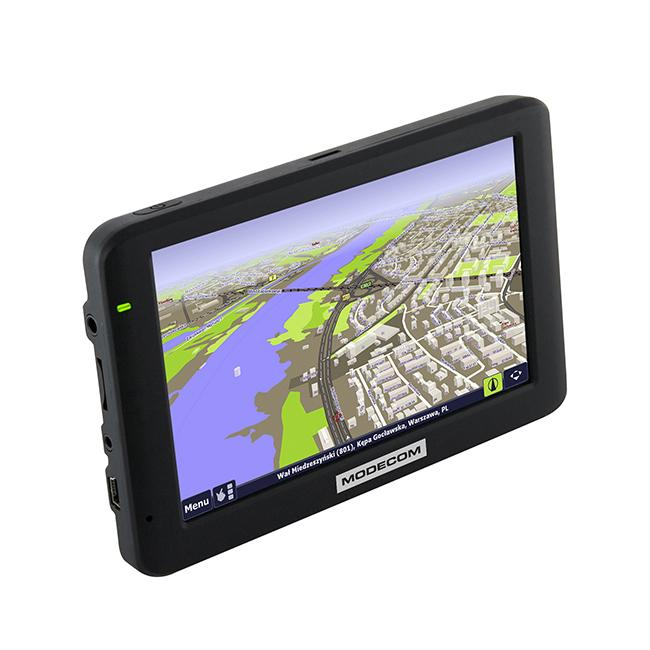 Navigationssystem MODECOM FREEWAY MX4 HD 5900744152704