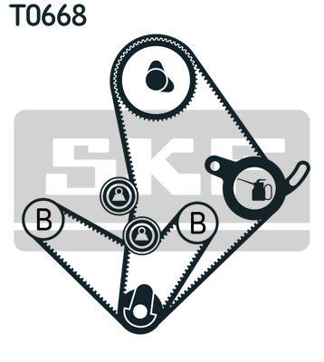 SKF VKM75612 EAN:7316570931310 Tienda online