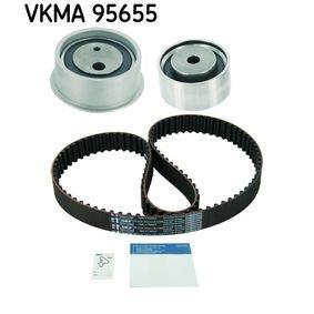Timing Belt Set with OEM Number 24810 23400