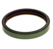 OEM Shaft Seal, wheel hub TOSK.23 from TRUCKTECHNIC