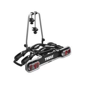 Porte-vélo, porte-bagages arrière Taille min. du cadre de vélo: 22mm, Taille max. du cadre de vélo: 70mm 940000