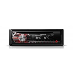 Stereo Potenza: 4x50W DEH150MP