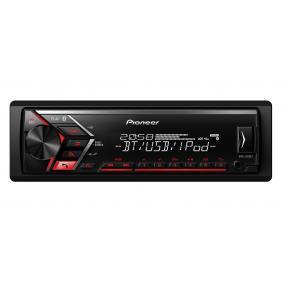 Auto-Stereoanlage Leistung: 4x50W MVHS300BT