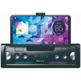 Multimedia-vastaanotin Bluetooth: Kyllä SPH10BT
