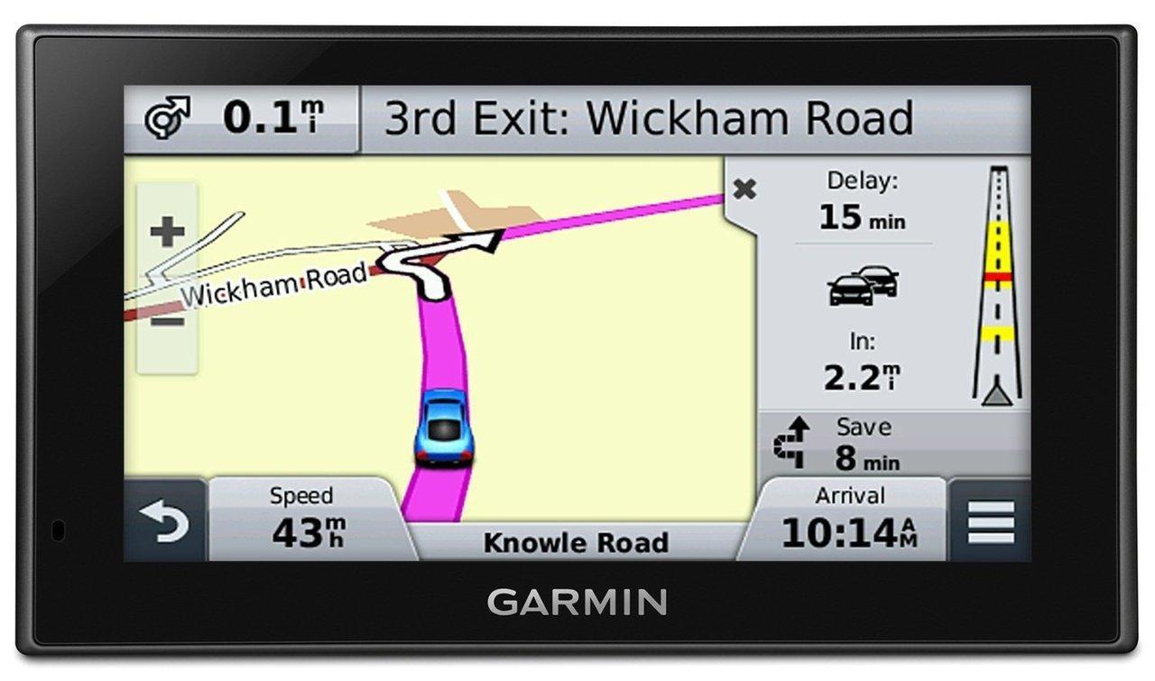 GARMIN nuvi 2799LMT-D 010-01316-22 Navigaattori