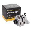 Lichtmaschine SUBARU FORESTER (SG) 2012 Baujahr 4G0268 Generator-Ladestrom: 80A, Spannung: 14V