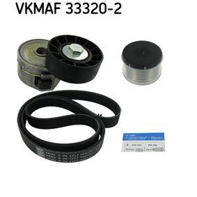 Keilrippenriemensatz Länge: 1217mm, Rippenanzahl: 6 mit OEM-Nummer VKN350 SKF