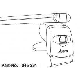 Dakdrager Lengte: 122cm 045291 MITSUBISHI Mirage / Space Star Hatchback (A0_A)