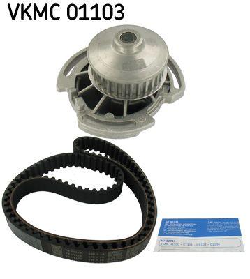 Zahnriemen Kit + Wasserpumpe VKMC 01103 SKF VKPC81204 in Original Qualität