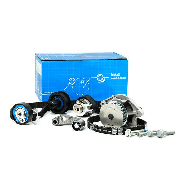 Timing belt kit and water pump VKMC 01121-1 SKF VKPC81407 original quality