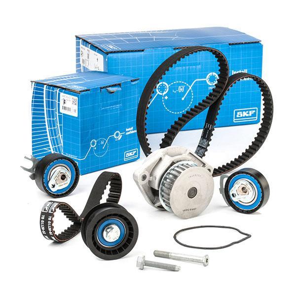 Kit distribuzione + pompa acqua SKF VKMA01122 conoscenze specialistiche