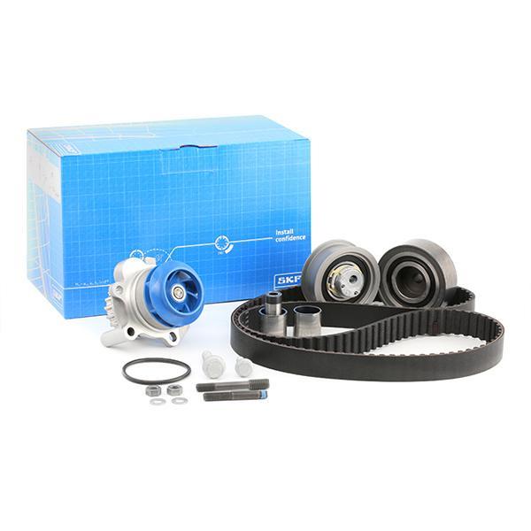 Bomba de água + kit de correia dentada SKF VKMC 01251 conhecimento especializado