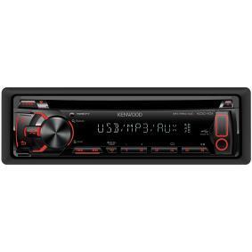 Auto-Stereoanlage Leistung: 4x50W 074187