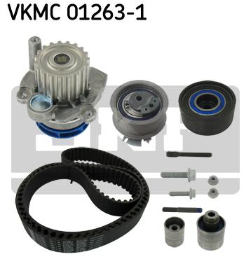 качествени VKMA01263 SKF