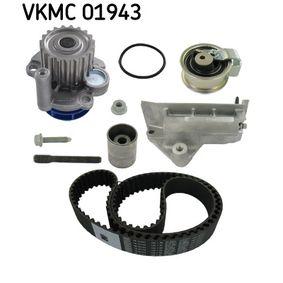 Bomba de água + kit de correia dentada com códigos OEM 1103011