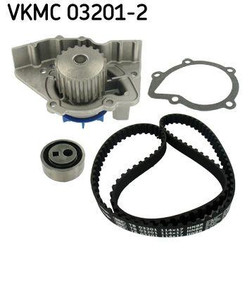 Zahnriemen Kit + Wasserpumpe VKMC 03201-2 SKF VKPC83420 in Original Qualität
