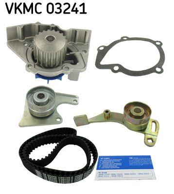 Timing belt kit and water pump VKMC 03241 SKF VKPC83420 original quality